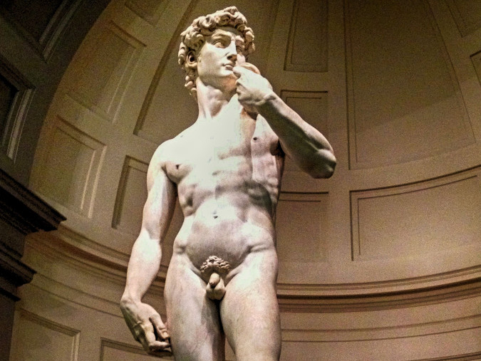 itsflorence - florence - michelangelo - david - frontcover