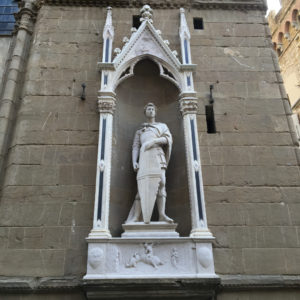 Unusual churches in Florence: Orsanmichele