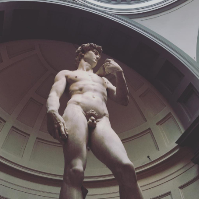 galleria dell'accademia - itsflorence