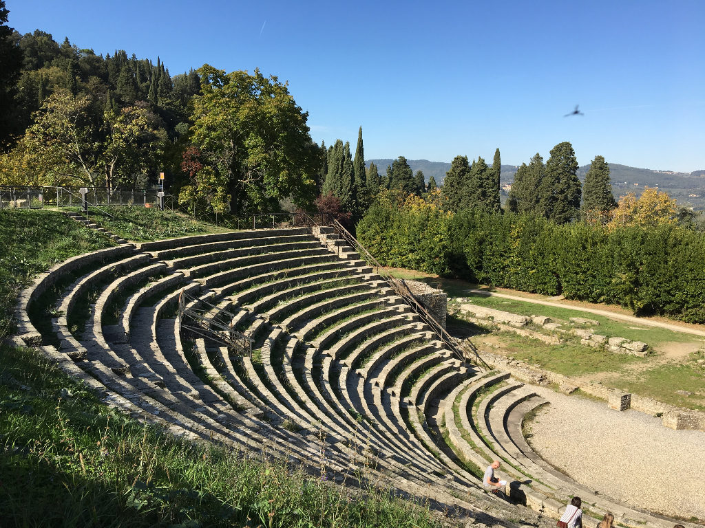 fiesole - etruscan and roman - itsflorence