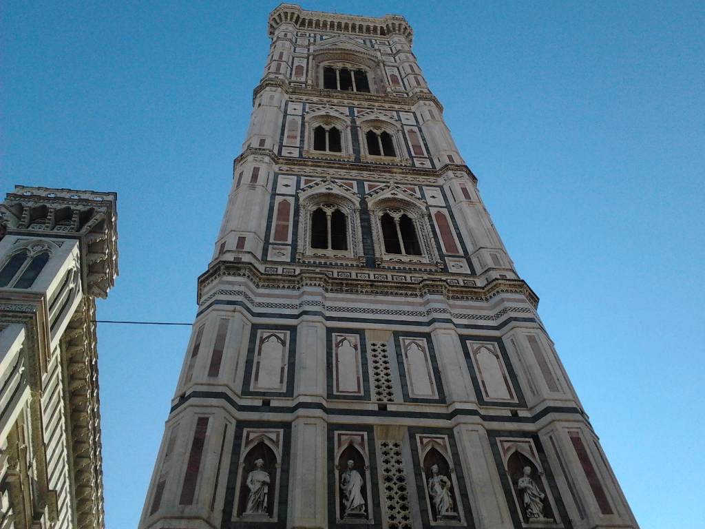 Florence towers: medieval & Renaissance skyscrapers
