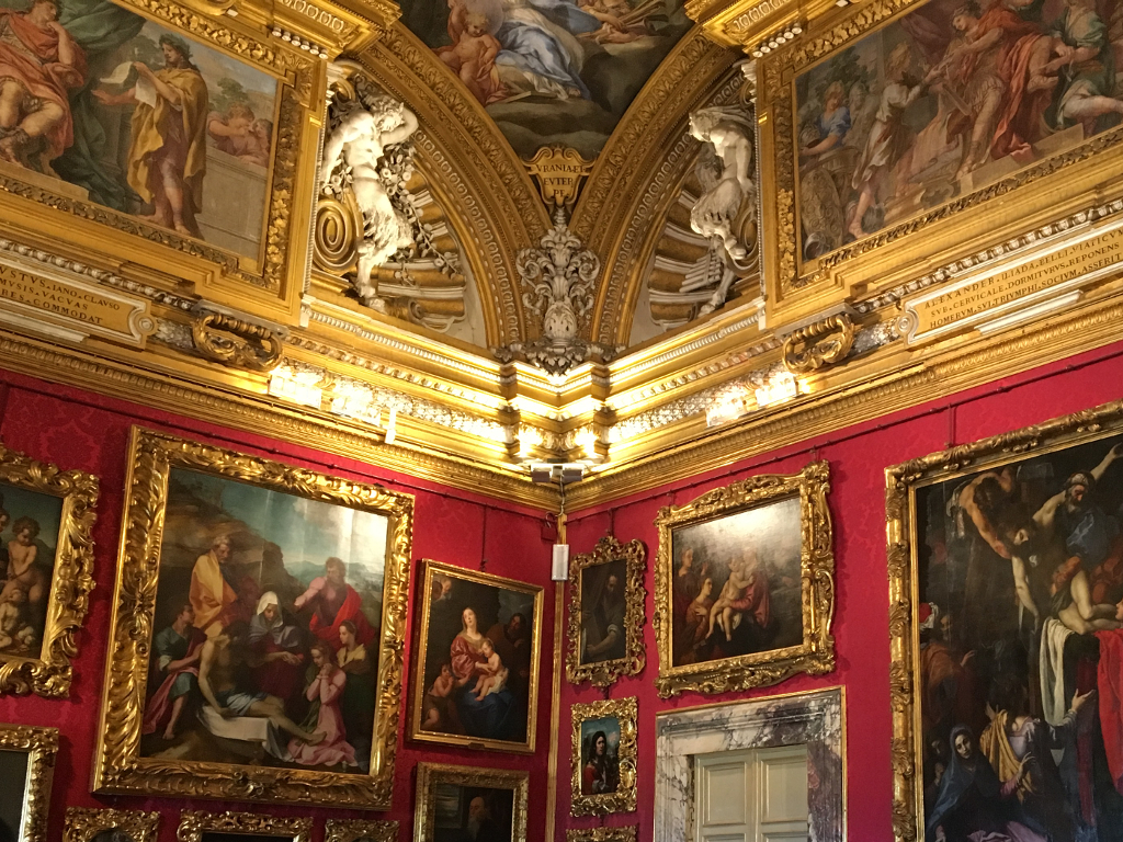 "Palazzo Pitti ""museum of museums"": the Galleria Palatina collection"