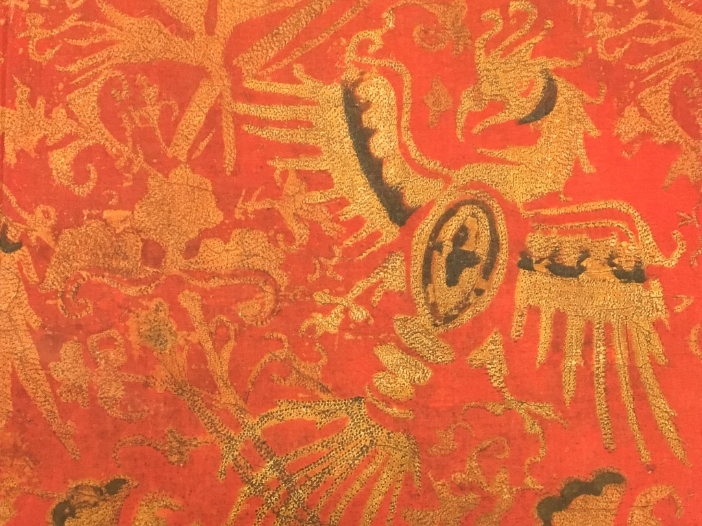 Textiles and Wealth in 14th-century Florence. Wool, silk, paintings