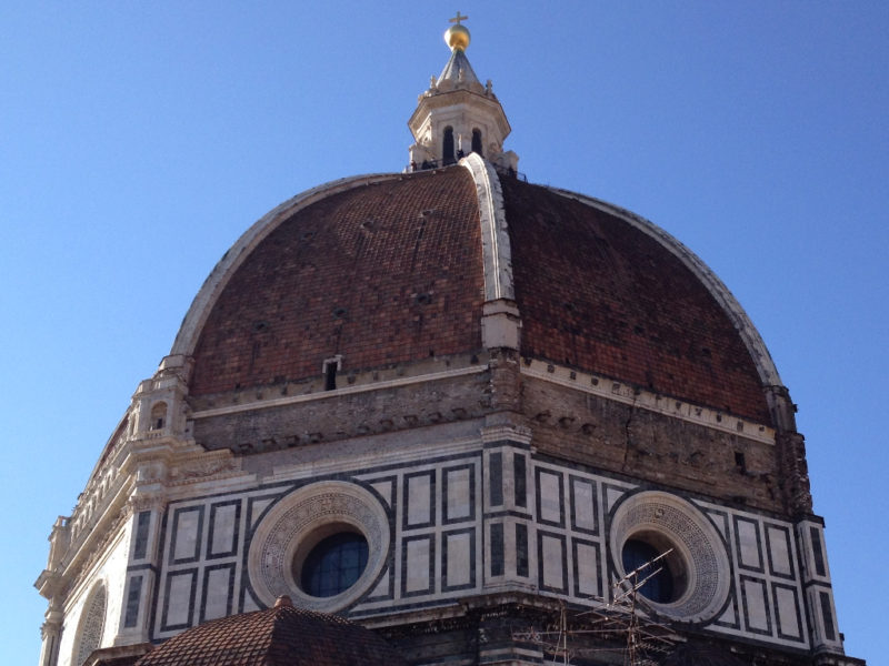 brunelleschi's dome - itsflorence