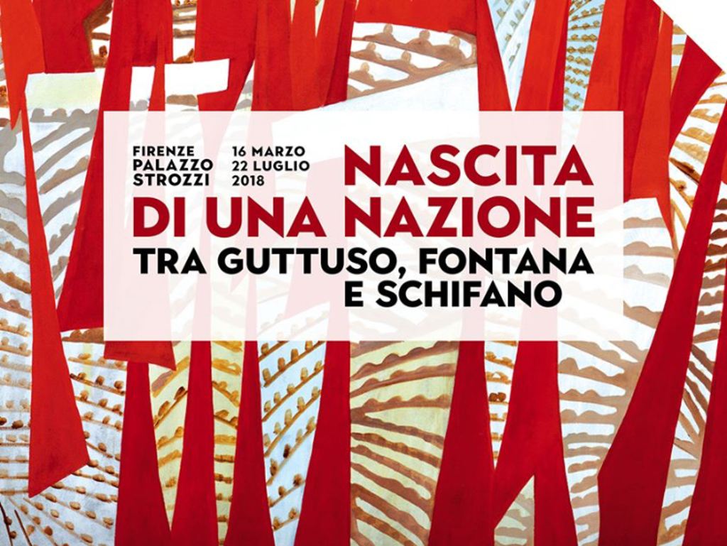 Florence contemporary art exhibition: 'Nascita di una Nazione'