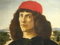 uffizi faces - botticelli - itsflorence