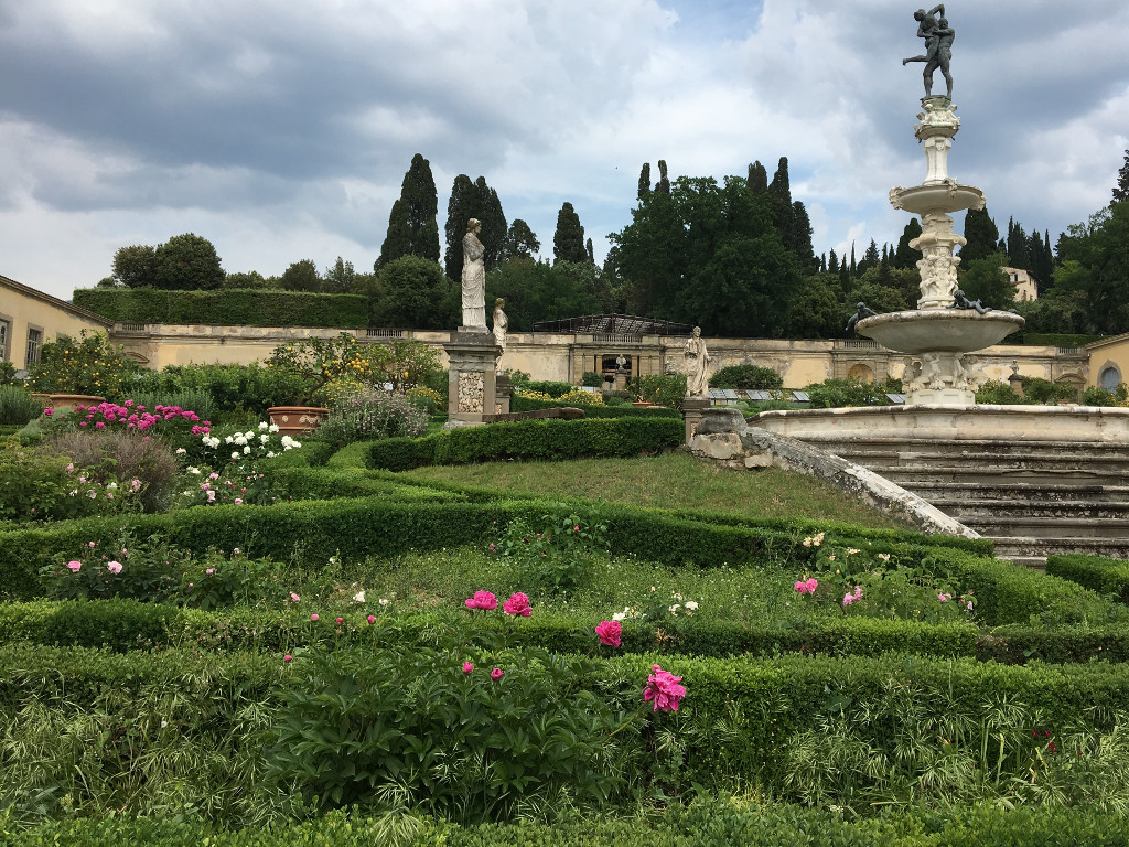 Villa Medicea di Castello II – the It's Florence! Medici villas series