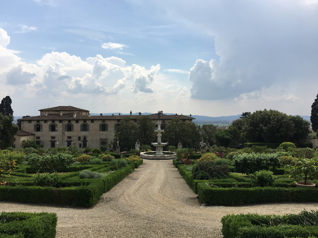 Villa Medicea di Castello I – the It's Florence! Medici villas series