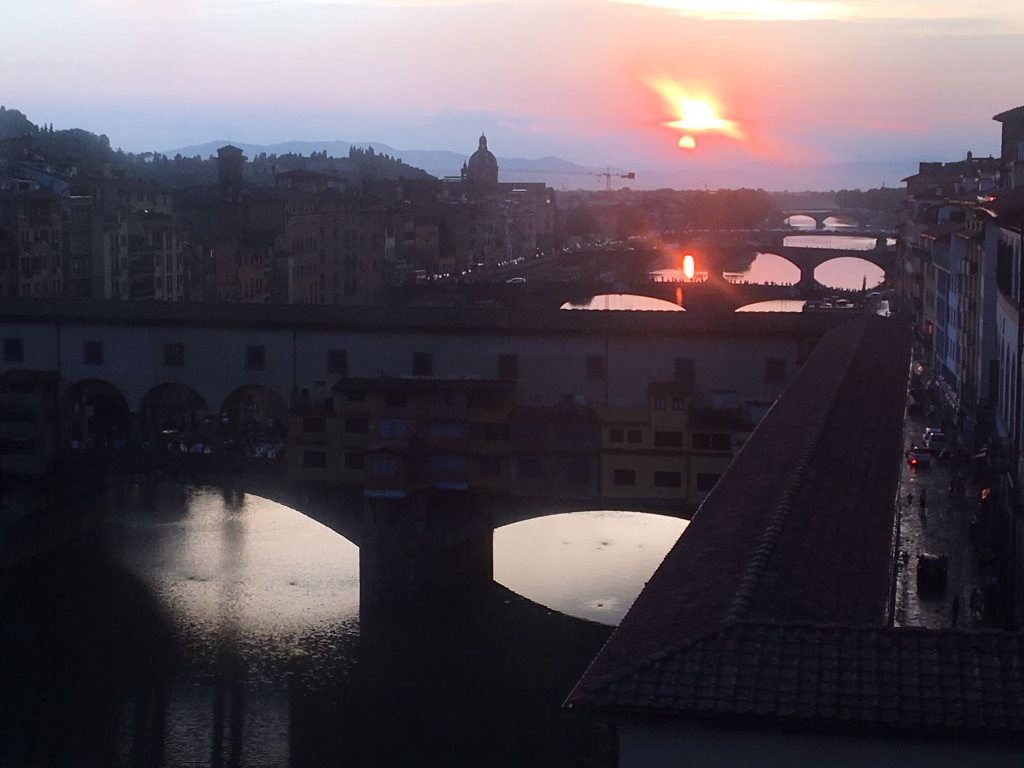 Florence by night: whens and hows